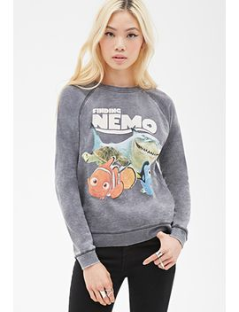 finding-nemo-sweatshirt by forever-21