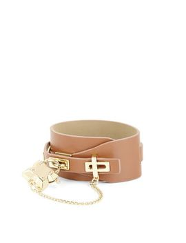 icon-lock-wrap-bracelet by bcbgmaxazria