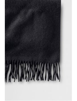 mens-cashmere-scarf by lands-end