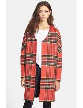 open-front-coat by maison-scotch