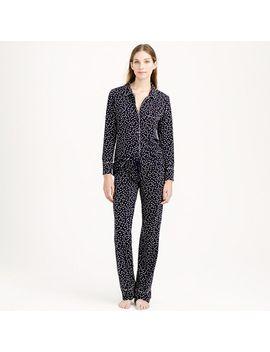 dreamy-cotton-pajama-set-in-heart by jcrew