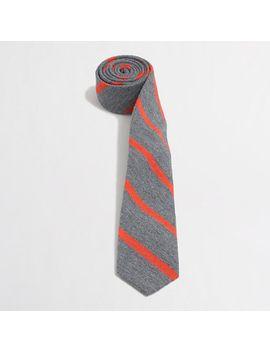 wide-striped-wool-tie by jcrew