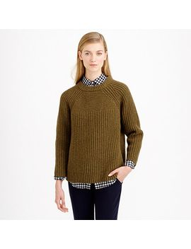 texture-stitch-sweater by jcrew