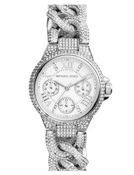 michael-kors-mini-camille-crystal-encrusted-chain-link-bracelet-watch,-34mm by michael-michael-kors