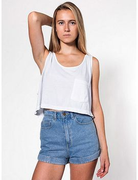 mid-length-pocket-tank by american-apparel