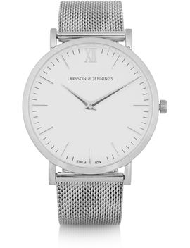 cm-silver-plated-watch by larsson-&-jennings