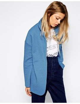 asos-relaxed-blazer-in-texture by asos-collection