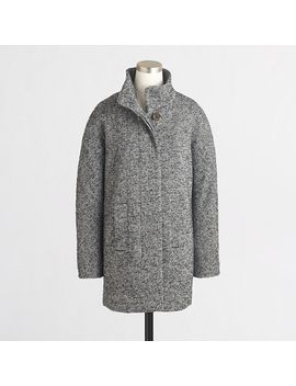 factory-tweed-city-coat by jcrew