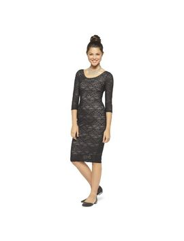 target-:-expect-more-pay-less by -3_4-sleeve-bodycon-dress---xhilaration®