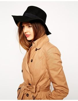 asos-matador-felt-hat by asos-collection