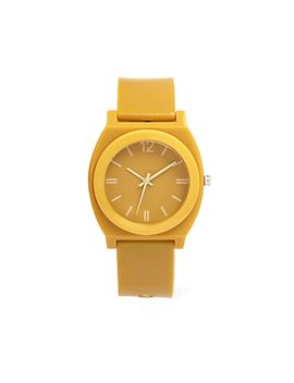 silicone-chrono-watch by forever-21