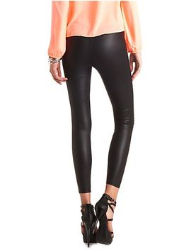 high-waisted-liquid-leggings by charlotte-russe