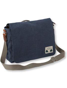 field-canvas-messenger-bag by llbean