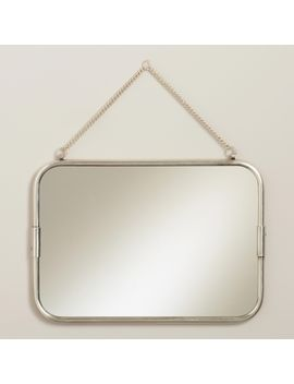 matte-silver-hanging-mirror by world-market