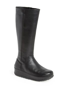superboot-leather-boot by fitflop