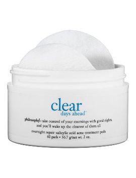 clear-days-ahead™-overnight-repair-salicylic-acid-acne-treatment-pads by sephora