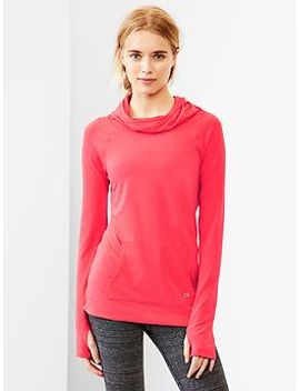 gapfit-breathe-long-sleeve-hoodie by gap