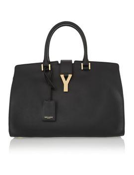 cabas-chyc-medium-leather-shopper by saint-laurent