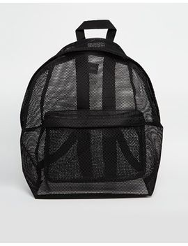 asos-mesh-backpack by asos-collection