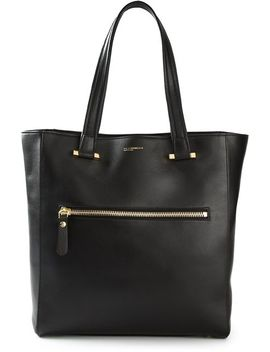zipped-front-pocket-tote-bag by moreschi