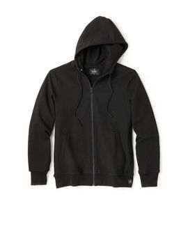 heavyweight-thermal-zip-hoodie by reigning-champ