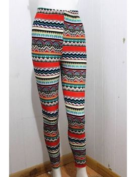 women-skinny-fashion-colorful-print-leggings-stretchy-sexy-jeggings-pencil-pants by fashion