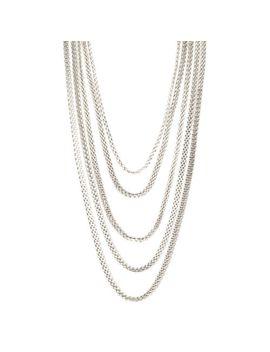 charm-fashion-jewelry-chain-pendant-crystal-choker-statement-long-necklace by stanzino