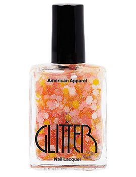 glitter-nail-polish by american-apparel