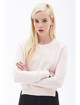 classic-ribbed-sweater by forever-21