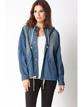 life-in-progress-faded-denim-parka by forever-21