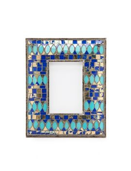 ben-mosiac-picture-frame by gift-boutique