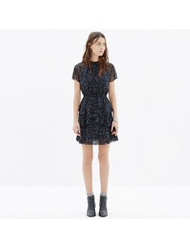 radiant-dress-in-inkspot-leopard by madewell