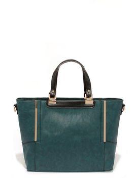 some-kind-of-wonderful-teal-blue-handbag by lulus