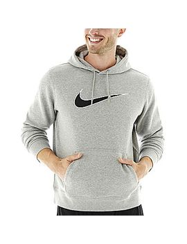 nike®-graphic-fleece-pullover-hoodie by nike