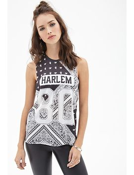 harlem-paisley-print-muscle-tee by forever-21