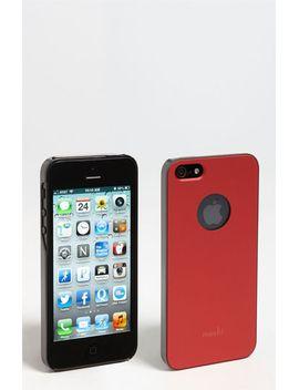 iglaze-snap-on-iphone-5,-5s-&-se-case by moshi