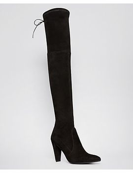 pointed-toe-over-the-knee-boots---highstreet-high-heel by stuart-weitzman