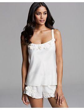 venise-lace-cami-&-shorts-set by flora-nikrooz