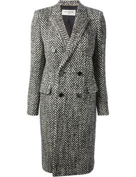 double-breasted-tweed-coat by saint-laurent