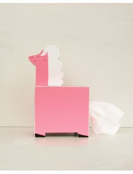 pony-tissue-holder---pick-a-color---ships-in-2-3-days by shopsparklypony