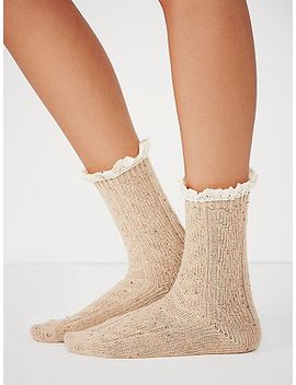 speckled-highland-bootsock by free-people