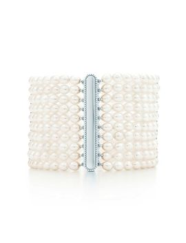 10-row-pearl-bracelet by tiffany-&-co