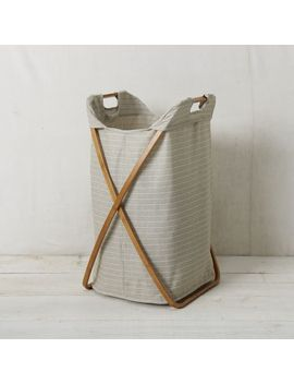 bamboo-laundry-single-hamper by west-elm