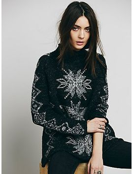 snowflake-reflection-pullover by free-people