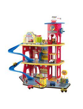 deluxe-garage-playset by kidkraft