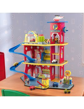 kidkraft-toy-garage-playset by kidkraft