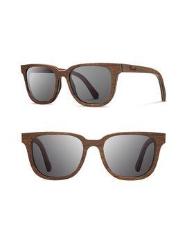 prescott-53mm-wood-sunglasses by shwood