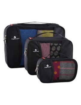 eagle-creek-black-pack-it-cubes by container-store