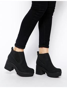 asos-roxy-chelsea-ankle-boots by asos-collection