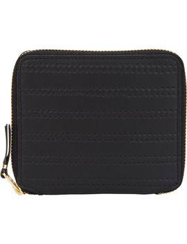 zip-around-wallet by comme-des-garçons
